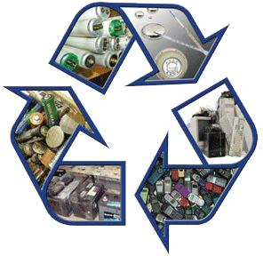 What is universal waste city of presque isle presque for Waste material products